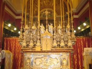 Мальтийские церкви очень красивы внутри