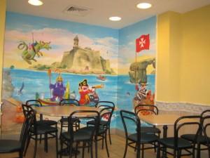 Макдоналдс в Валлетте