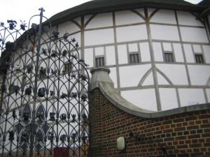 Шекспировский театр в Лондоне
