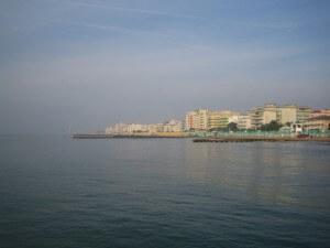 Береговая линия Лидо ди Езоло