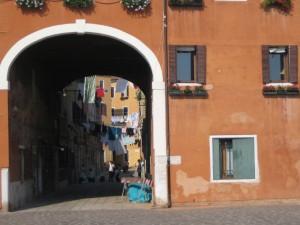 Сухопутная часть Венеции