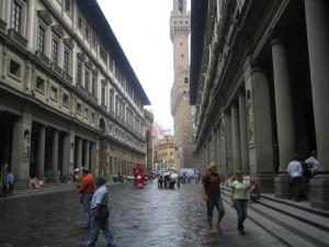 Флоренция - красивая и элегантная