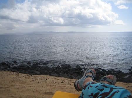Пляжи Lanzarote