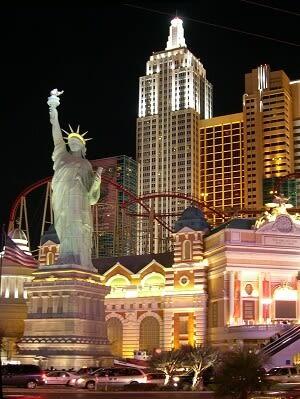 Поездка в Лас-Вегас