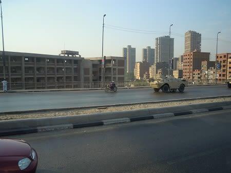 Обстановка на курортах Египта